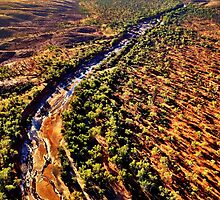 Pilbara River  by missgrey