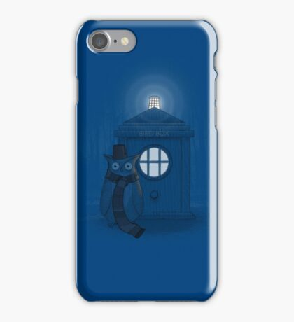 Doctor Who Who iPhone Case/Skin