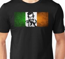 Conor McGregor Irish Flag Unisex T-Shirt