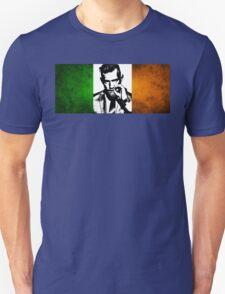 Conor McGregor Irish Flag Unisex T-Shirt