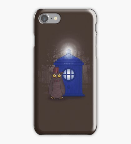 Doctor Who Who - Bowtie Edition iPhone Case/Skin