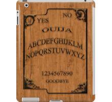 Ouija Pad iPad Case/Skin