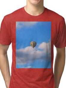 Hot Air Balloon Ride II Tri-blend T-Shirt