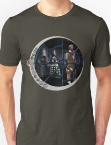 The 5th Day of the Doctor Jedi T-Shirt