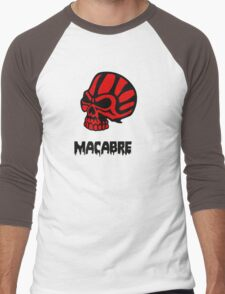 Macabre Men's Baseball ¾ T-Shirt