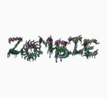 Drippy Zombie by Cristie Guevara