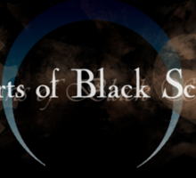Hearts of Black Science - Ghost You Left Behind Logo Sticker