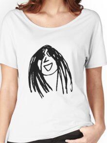 Happy Brunette Women's Relaxed Fit T-Shirt