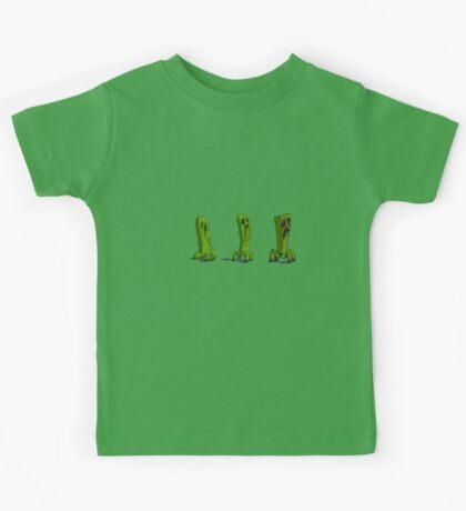 Creeper Shirt Kids Tee