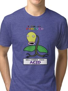 Bellsprout used Acid Tri-blend T-Shirt