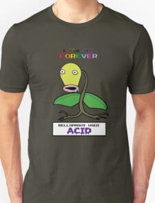 Bellsprout used Acid Unisex T-Shirt