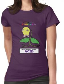 Bellsprout used Acid Womens Fitted T-Shirt