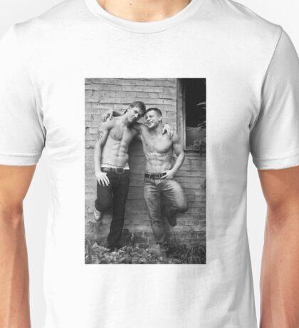 Just Friends? Unisex T-Shirt