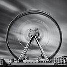 Brighton Eye by Stuart  Gennery