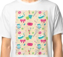 Sewing Session Classic T-Shirt