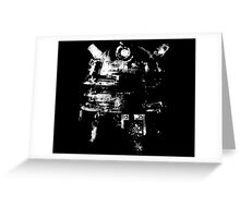 Dalek Doctor Who Greeting Card