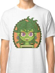Medusa Girl Classic T-Shirt