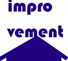 Home Improvement Sticker