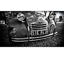 Vintage Vehicle Photographic Print