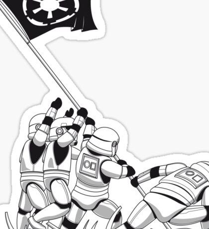 Victorious Empire Sticker