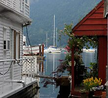 Cowichan Bay by Camilla