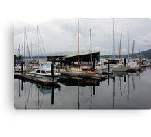 Cowichan Bay - Vancouver Island Canvas Print