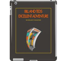 Bill And Ted's Excellent Adventure - Brown iPad Case/Skin