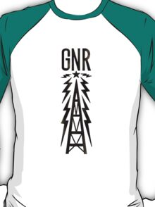 Galaxy News Radio Rock Gradient T-Shirt
