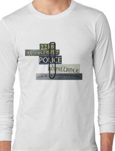 Bride - Nerd Version Long Sleeve T-Shirt