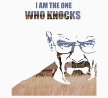 Breaking Bad - I Am The One Who Knocks by bicwang
