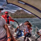 Sail Freycinet by Kip Nunn