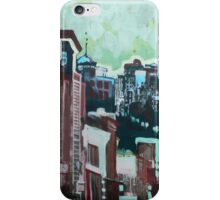 of blue and tallness iPhone Case/Skin
