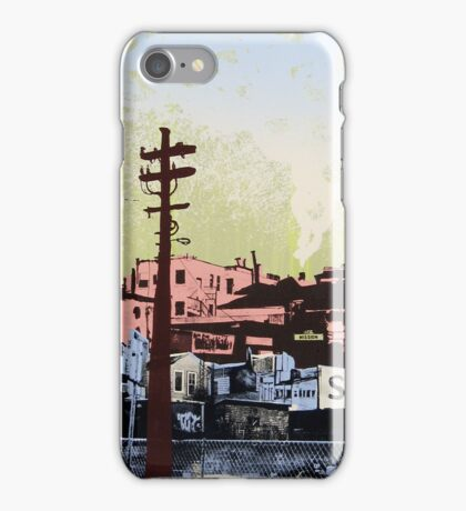 above mission and thirty-nine iPhone Case/Skin