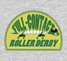 Full-Contact Roller Derby by John Perlock