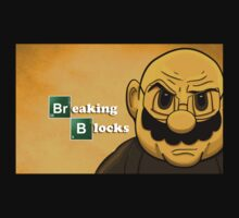 Mario-Breaking Blocks by ksanwal