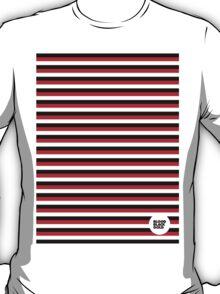 BBG009C — Poles (White) T-Shirt