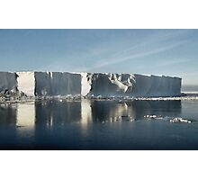 Iceberg, Ross Sea, Antarctica  Photographic Print