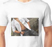 Hello, Handsome  Unisex T-Shirt