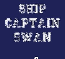 I Ship Captain Swan by VancityFilming