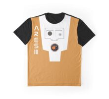 The Martian - Space Suit Graphic T-Shirt Graphic T-Shirt