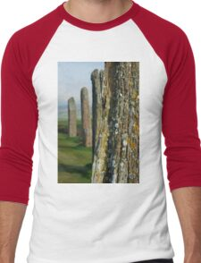 Ancient Sentinels Men's Baseball ¾ T-Shirt