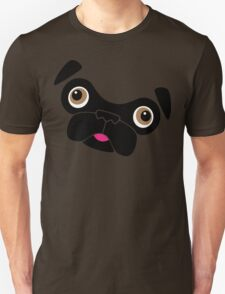 Cute little pug Unisex T-Shirt