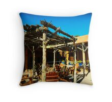 Restful Spot Throw Pillow