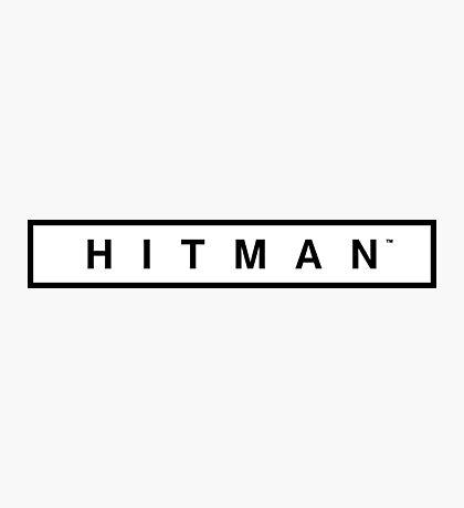 HITMAN Photographic Print