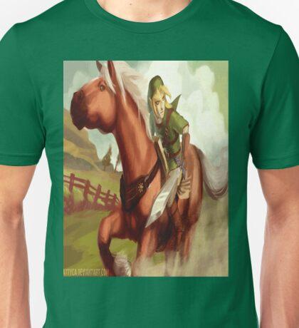 link and epona Unisex T-Shirt