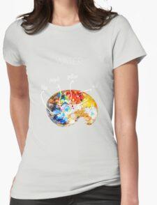 yellowredwater Womens Fitted T-Shirt