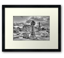 St Andrews Cathedral Framed Print