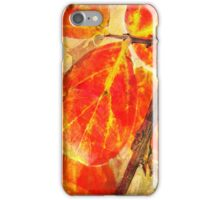 Gold Leaf Fusion- iPhone Case and iPad Case iPhone Case/Skin
