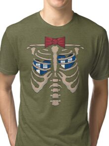 The Hearts of the T.A.R.D.I.S. Tri-blend T-Shirt