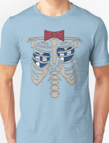 The Hearts of the T.A.R.D.I.S. Unisex T-Shirt